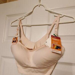 Wire free bra